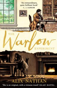 The Warlow Experiment paperback